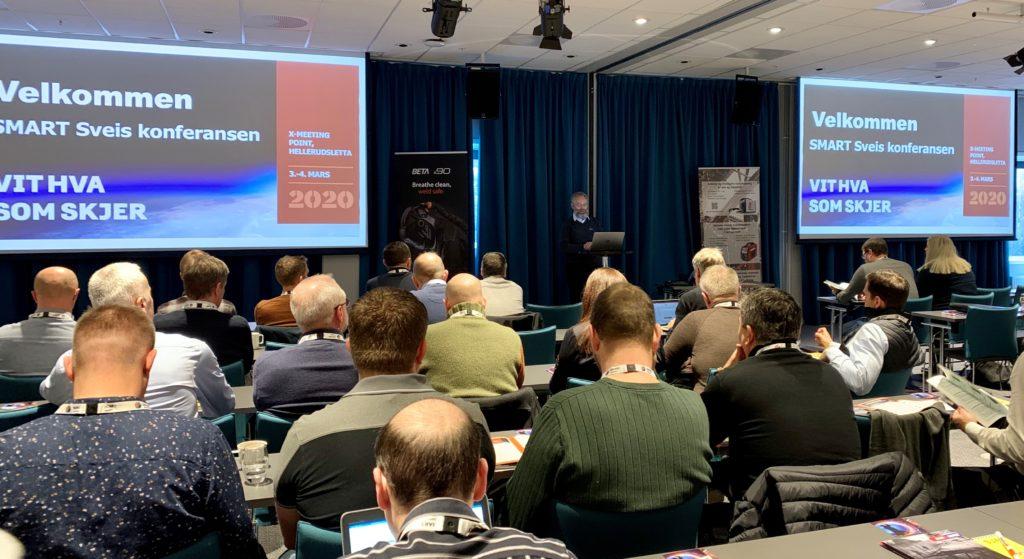 Åpning av SMART Sveis 2020 - Erik Fusdahl