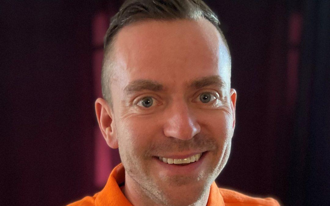 Knut Arne Hundal, ny generalsekretær/ daglig leder for NSF