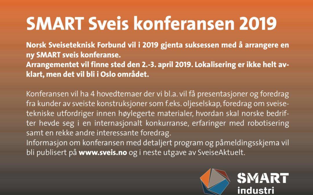 SMART Sveis konferansen 2019