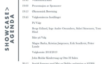 Invitasjon til  Årsmøte  i NSF avd. Rogaland