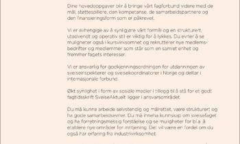 Daglig leder/ generalsekretær NSF